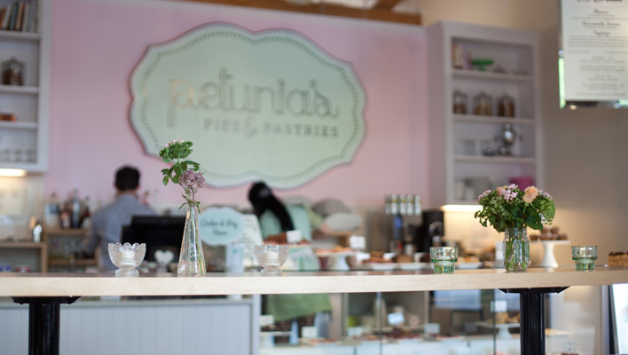 Petunia's Pies and Pastries, Portland, Oregon