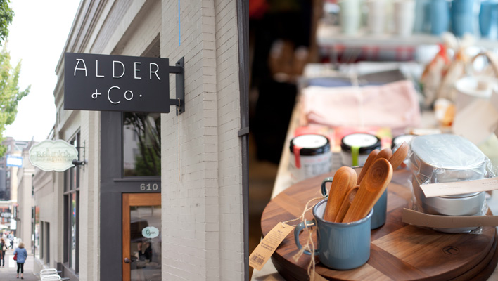 Alder & Co., Portland, Oregon