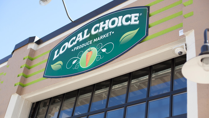 Local Choice Market, NW Portland, Oregon