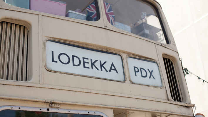 Lodekka, North Portland, Oregon