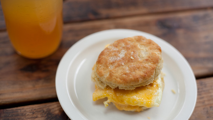 Pine State Biscuits, Portland, Oregon