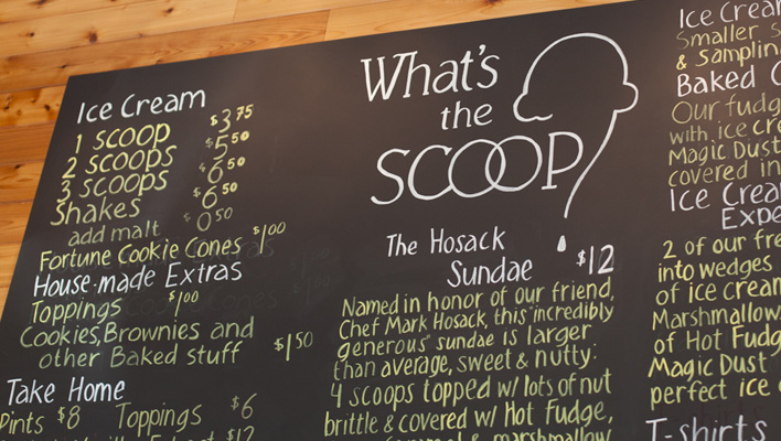 What's the Scoop?, North Portland, Oregon