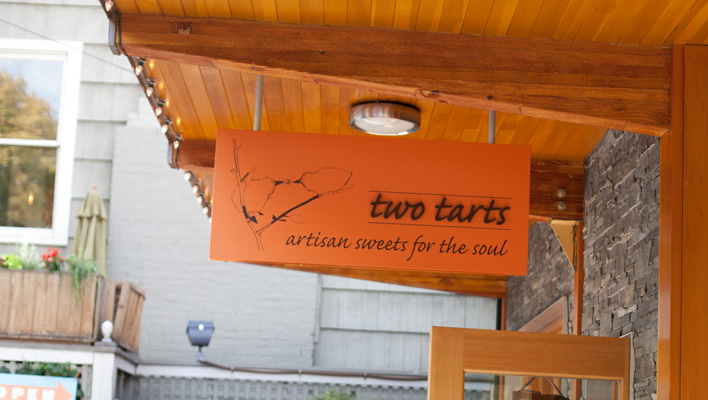 Two Tarts Bakery, Portland, Oregon